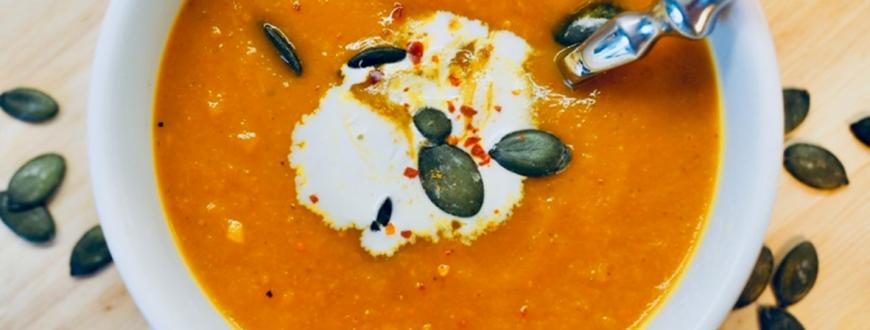 Weltbeste Kürbissuppe